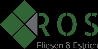 Logo Ros Fliesen und Estrich